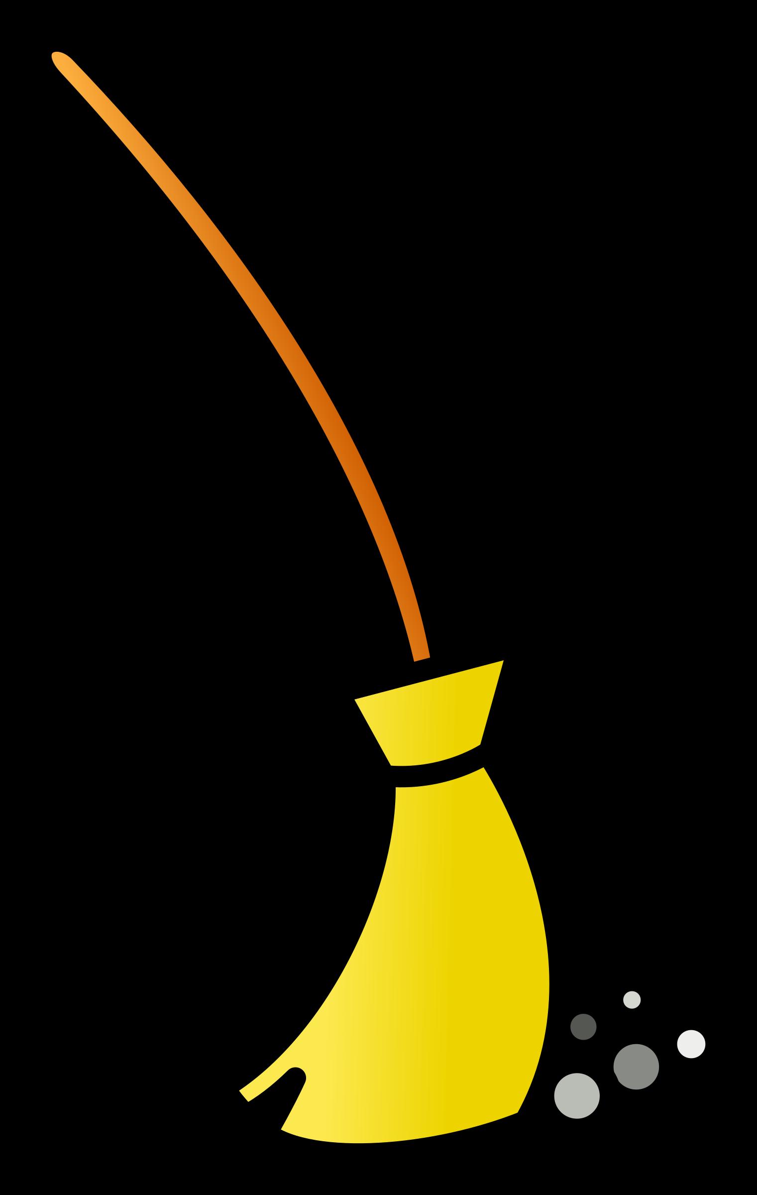 Clipart broom
