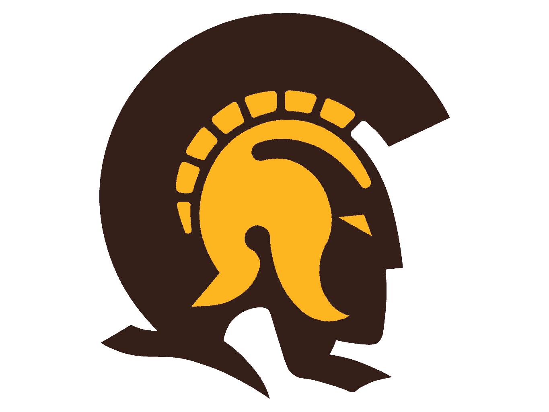 Brown Eye Clipart Trojans Yellow Brown Image