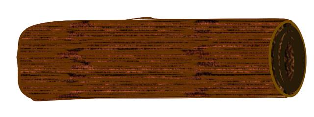 Brown Log Sketch Clipart 13 Cm Long Flickr Photo Sharing