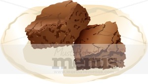 Brownie Clipart
