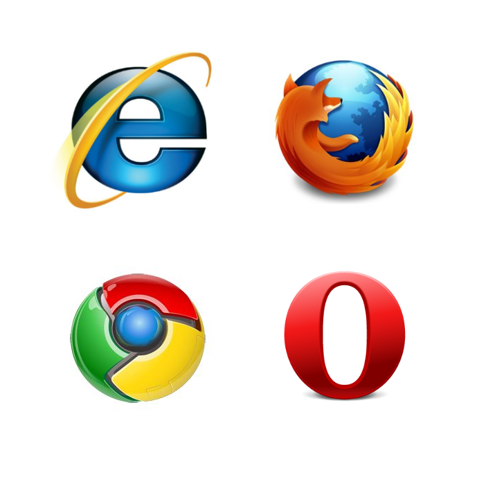 Browsers Clipart google chrome