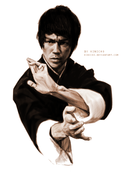 Bruce Lee PNG Clipart