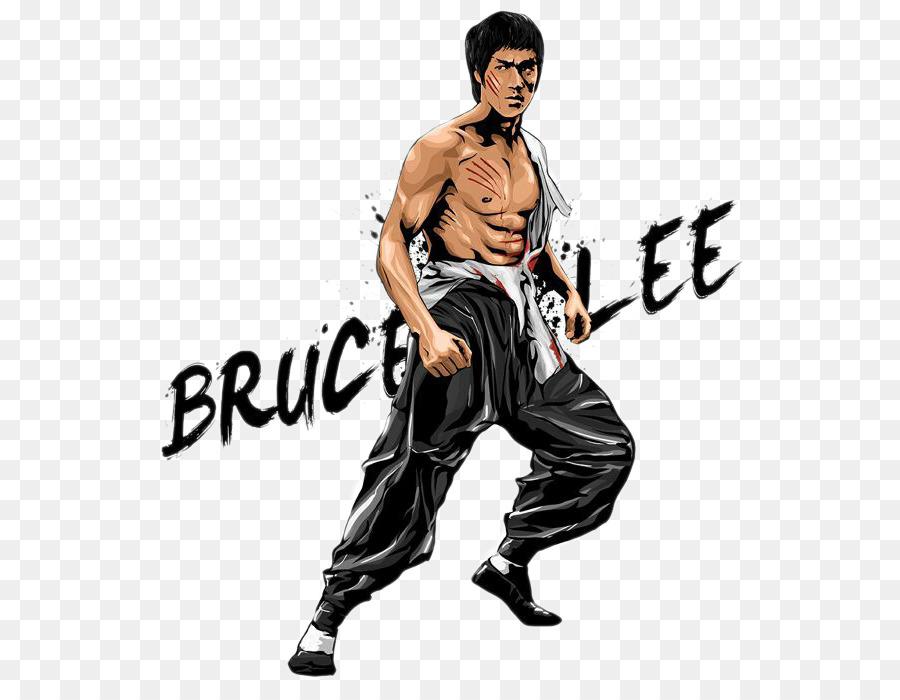 Clip art - Bruce Lee