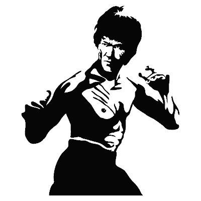 Martial Arts clipart bruce lee #4
