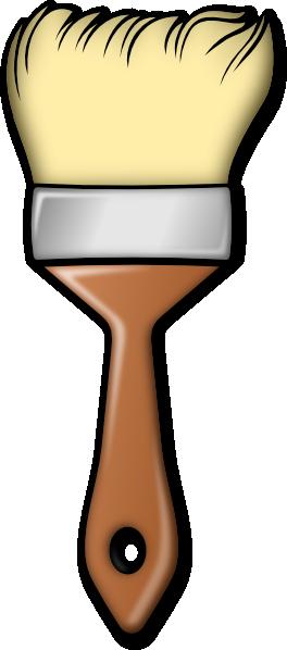 Brush Clip Art