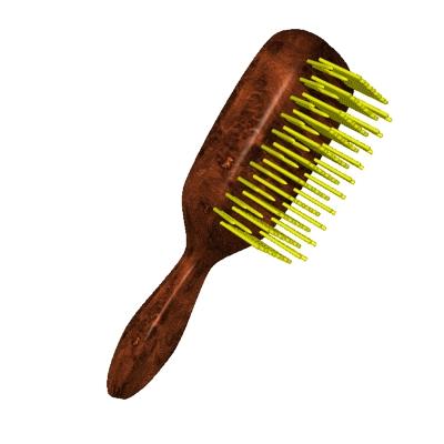 brush hair clipart graphics