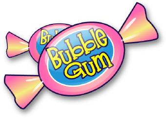 Bubblegum Clip Art Free