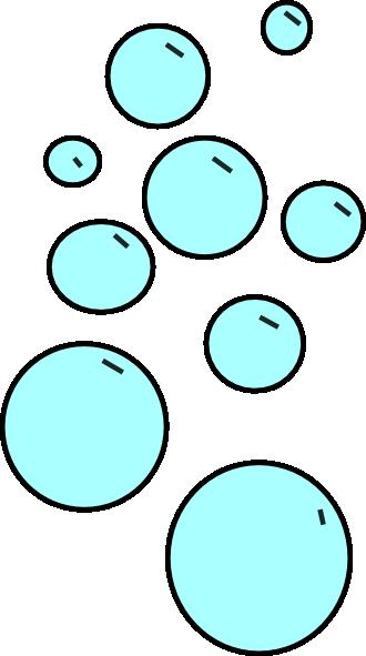 Bubbles Clip Art Vector Clip Art Online Royalty Free Public