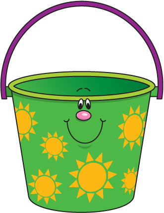 Bucket cliparts