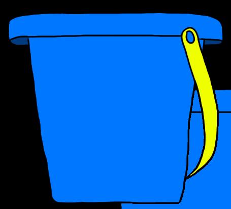 Full Bucket Clipart