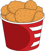 Bucket Fried Chicken Clipart 5185 Bucket Fried Chicken Clipart Hits