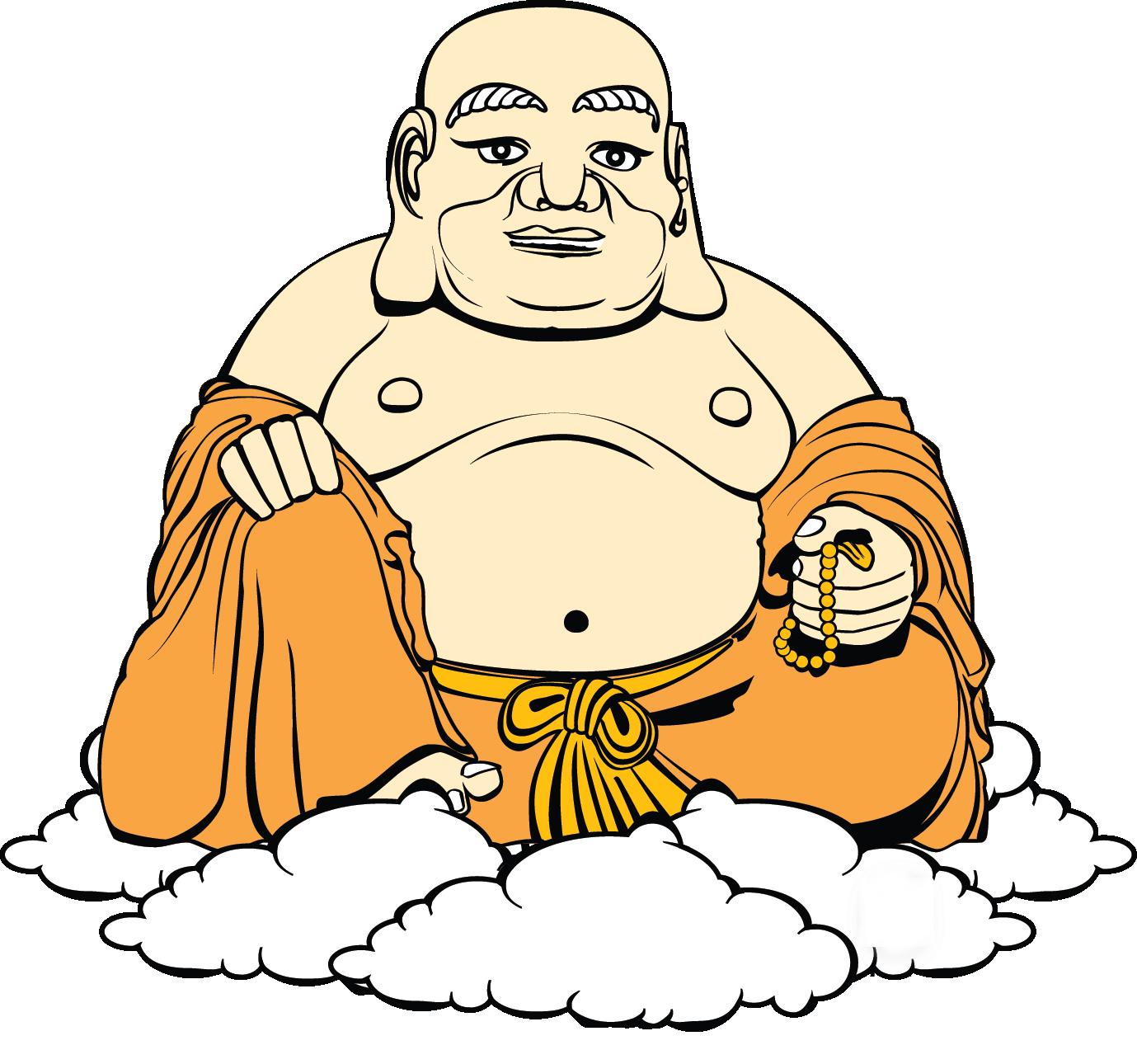 Free Big Buddha Clip Art