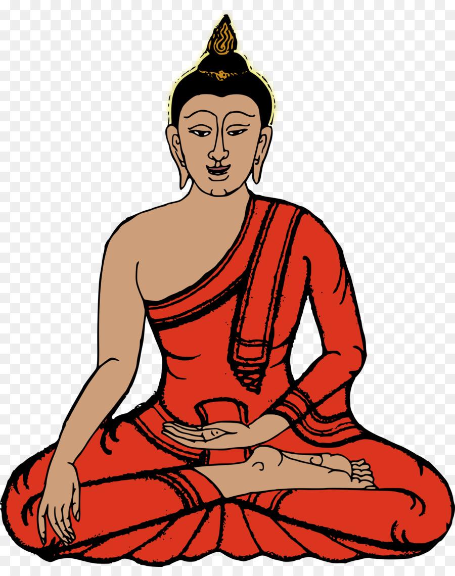 Meditation Buddhism Clip art - buddha