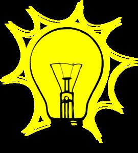 Bulb Lamp Clip Art