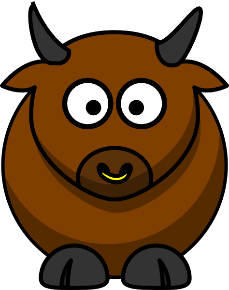 bull clipart bull clip art at clker vector clip art online royalty free  clipart for teachers