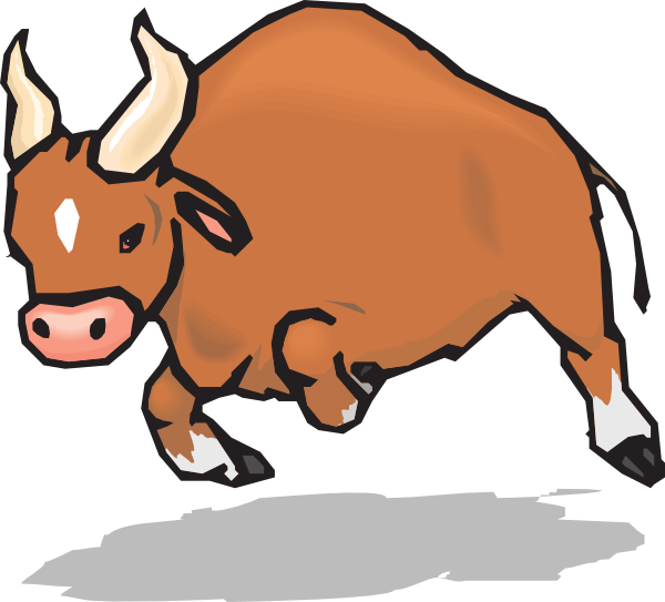 Bull Clipart this image as: