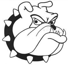 Bulldog Head Logo - ClipArt Best Bulldog Clipart, Bulldog Mascot, Bulldog  Cartoon, Bulldog