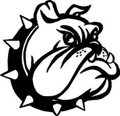 School mascot bulldog clip art photos of bulldog clip art