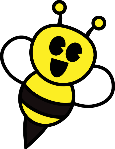 Bumble bee bumblebee clip art .