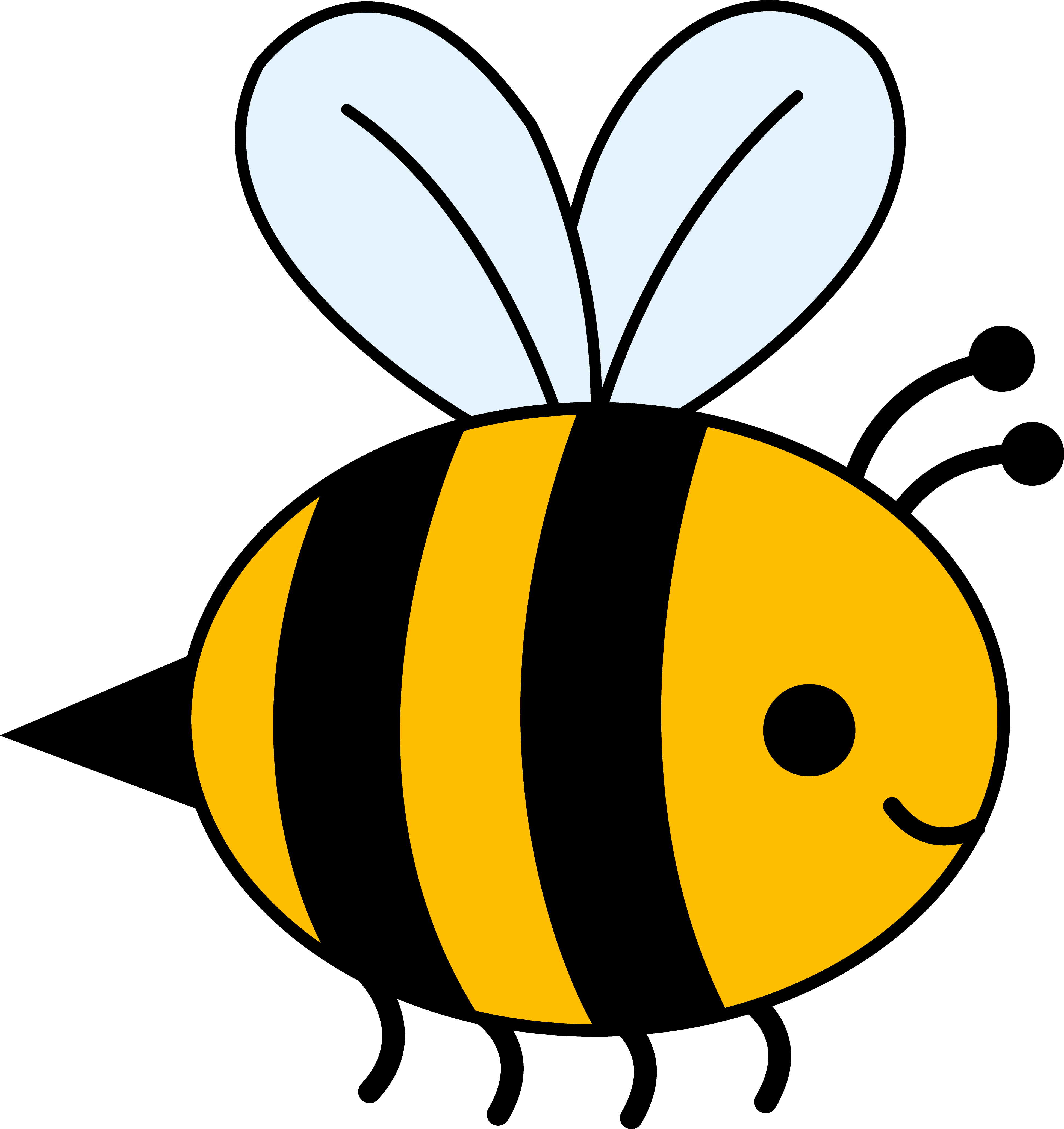 Bumble Bee Clipart-hdclipartall.com-Clip Art3895