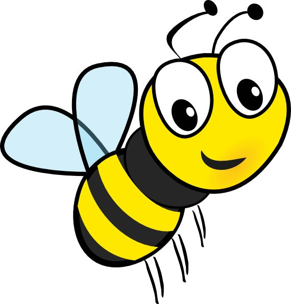 Bumble Bee Clip Art #40557