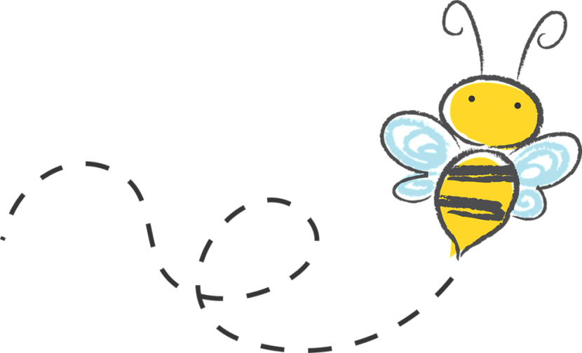 Bumble Bee Clip Art #40575