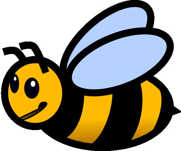 Bumble bee clip art animals clipart 3