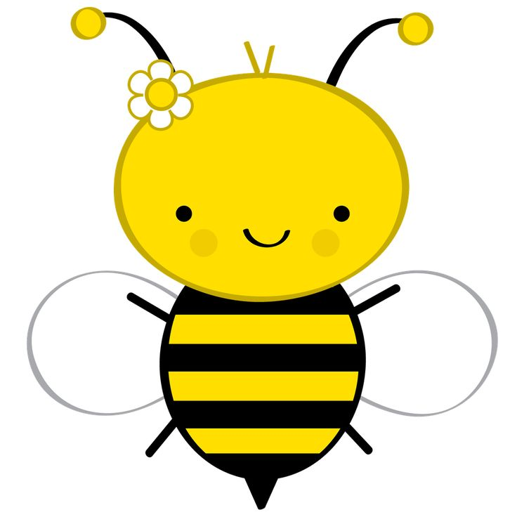 Clipart Bee Best 25 Bee Clipart Ideas On Pinterest Bumble Bee Images Cute  Model Coloring Pages
