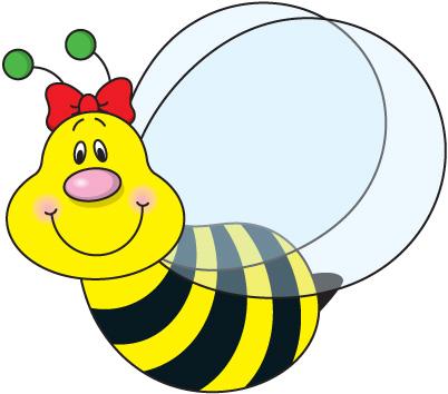 Bumble bee vector bee clipart 3 clipartcow 4