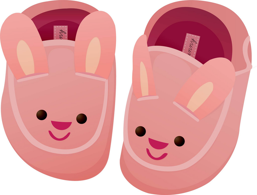Bunny Slippers | by .