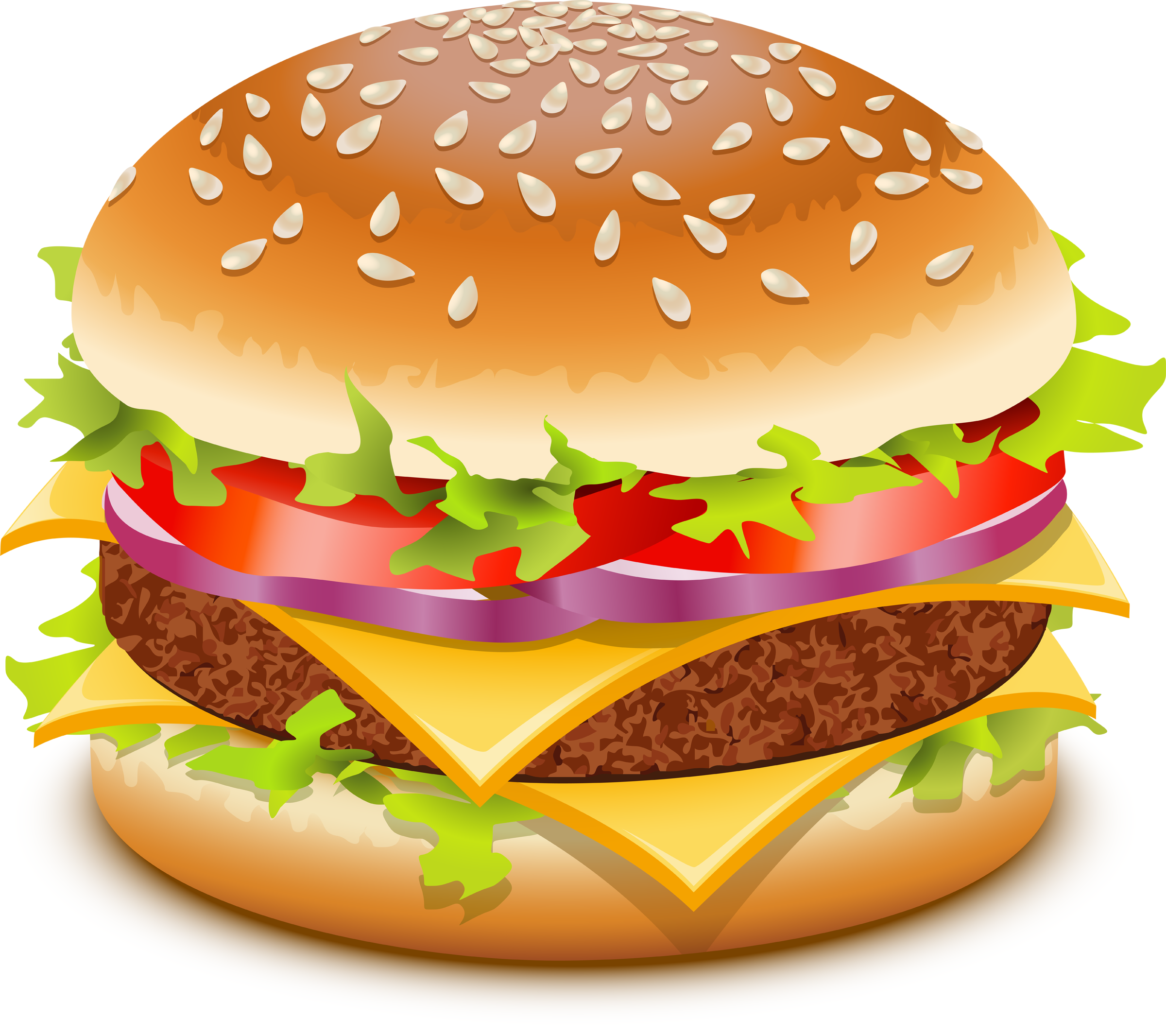Burger Clipart Png Good Galleries