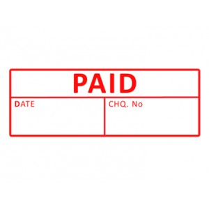 ... business clipart and images; Ballyhoo Limited - Freshbooks; Paid (Date/Chq) - Stamp - The Office Shop Ltd ...