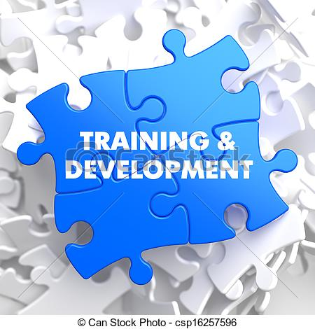 Business training Clip Artby rbhavana9/917; Training and Development. Educational Concept. - Training.