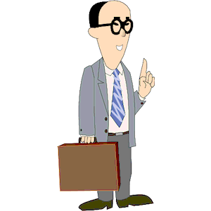 Businessman - Businessman Clipart