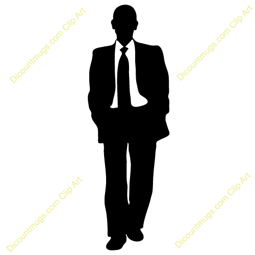 Businessman clipart: Businessman Clip Art.