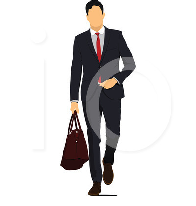 Businessman Free Clipart #1