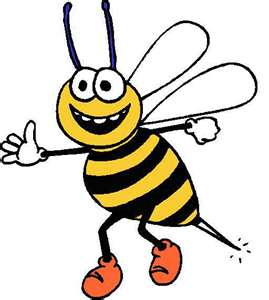 Busy Bee Clip Art Clipart Panda Free Clipart Images
