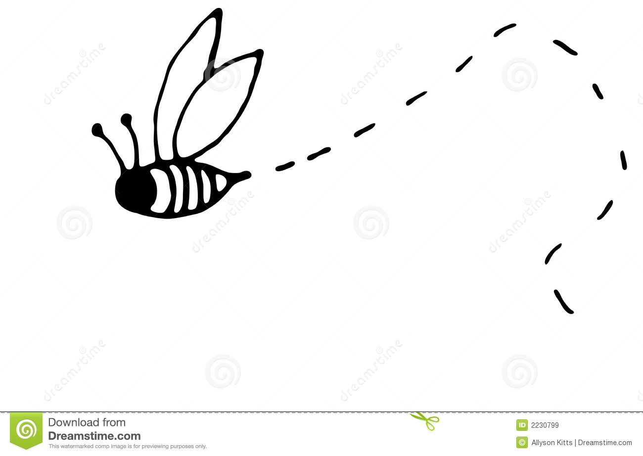 Busy Bee Royalty Free Stock Images Image 2230799