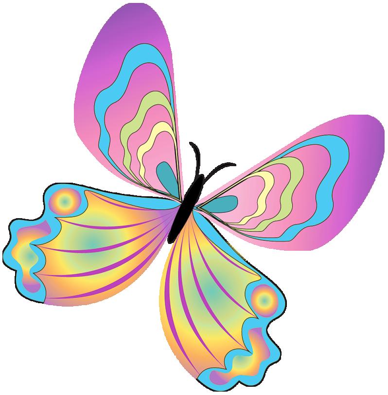 Butterflies butterfly images clip art free clipartall