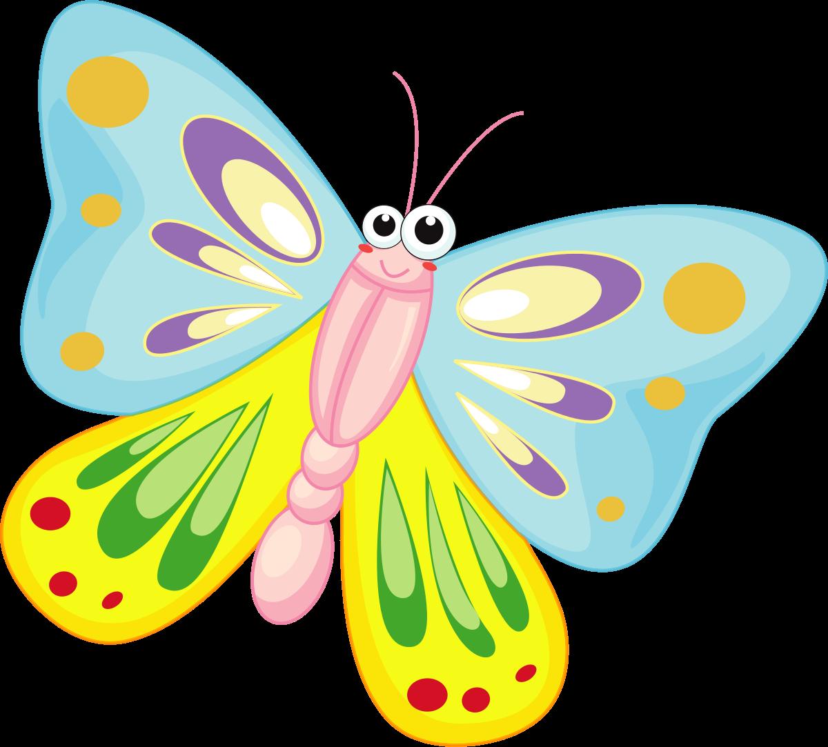 Butterfly clip art butterfly