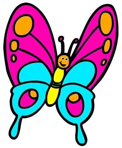 Butterfly Clipart #1