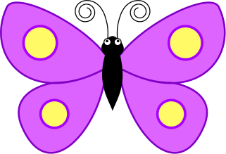 Butterfly clipart free clipart images clipartcow