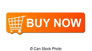 . ClipartLook.com Buy Now Orange - Buy now button with a shopping cart on.