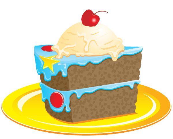Art cake birthday cake clipart 4 cakes