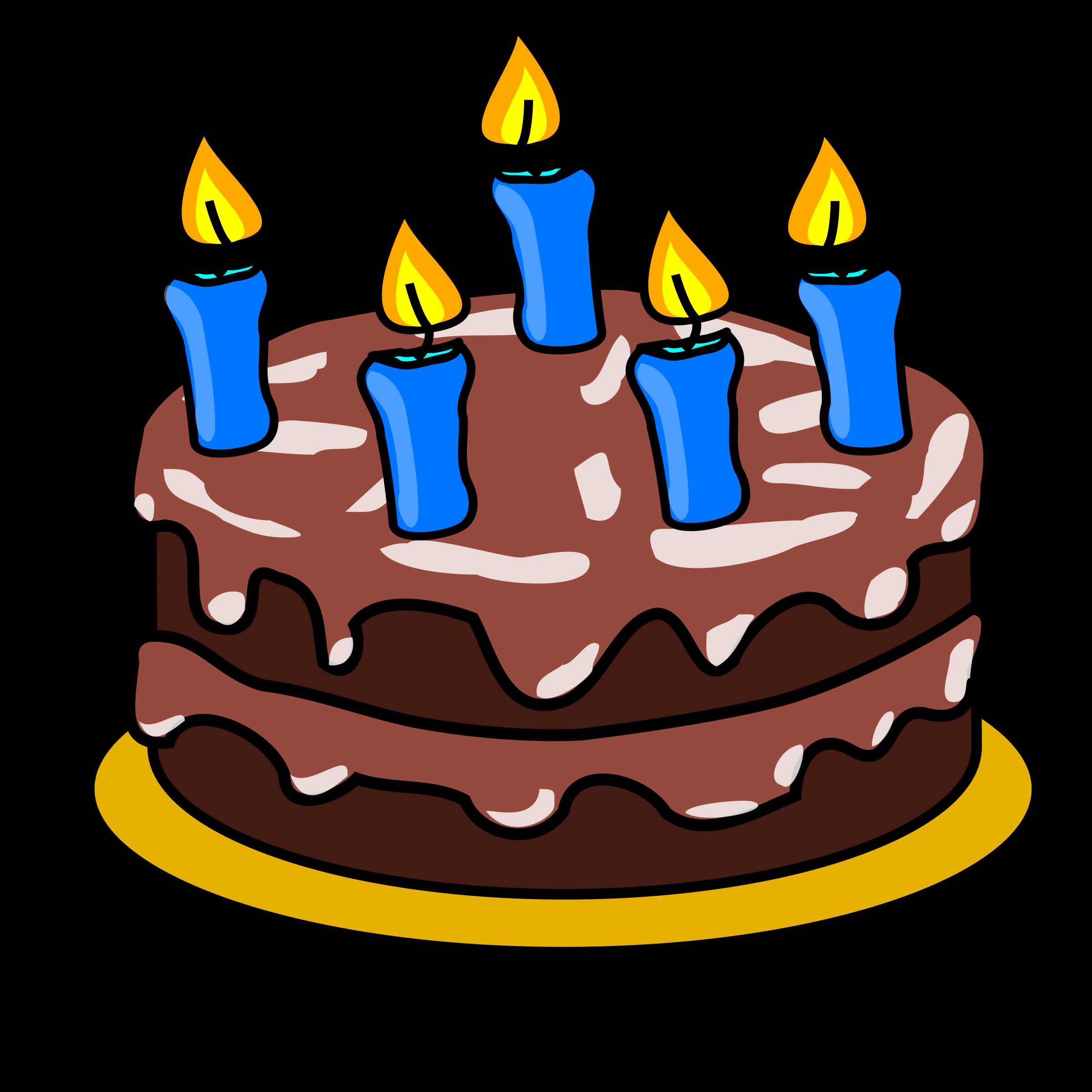 Cake Clip Art 1