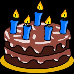 Cake Clip Art #40156