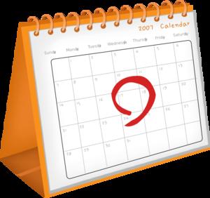 Calendar clipart free clipart - Calendar Clipart