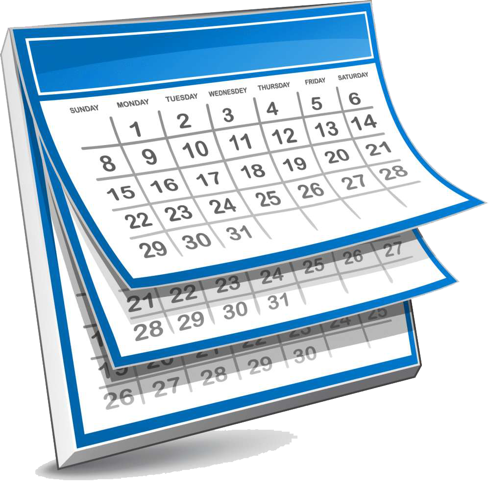 Calendar clipart clipart cliparts for you