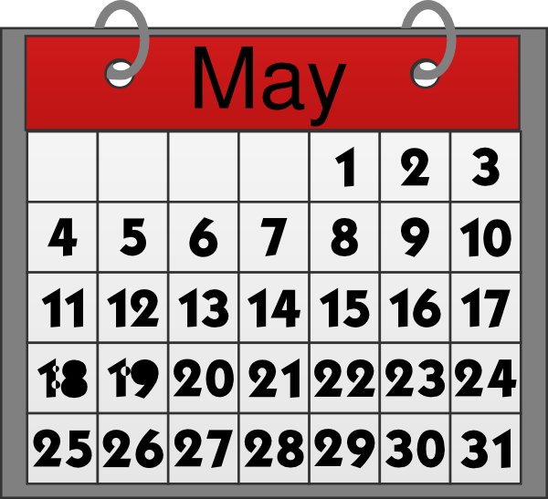 Calendar Clipart this image as: