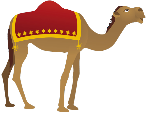 Camel clipart, Cartoon Camel clip art photo and image